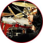 Schlagzeugunterricht Ronald Troksa Musikinspitation
